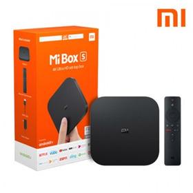 Mi Box S Tv Box Smart Xiaomi Internacional 4k Hdmi