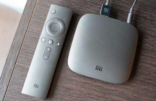 mi box s - xiaomi android tvbox youtube netflix canales iptv