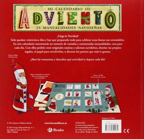 Abre Mi Calendario.Mi Calendario De Adviento My Advent Calendar
