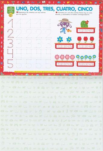 mi gran cuaderno de vacaciones. libros de actividades. x1