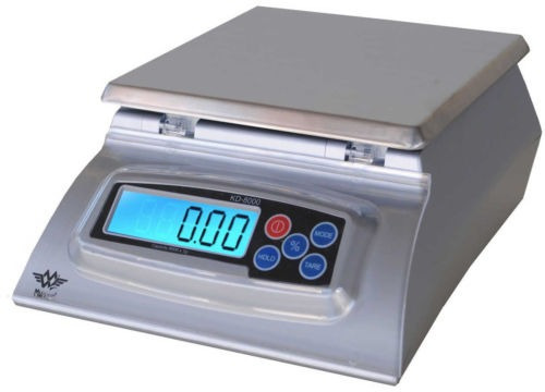 mi kd-8000 cocina y arte digital balanza + mi adaptador de