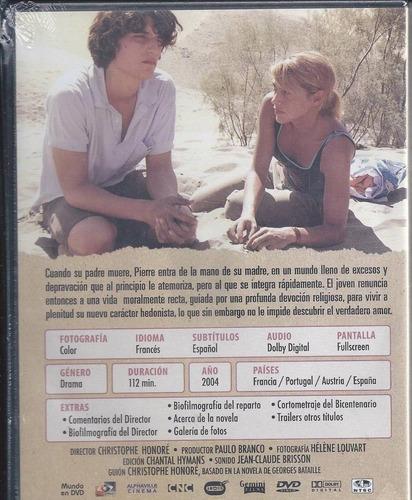 mi madre -ma mére- cine de arte francés drama dvd nacional