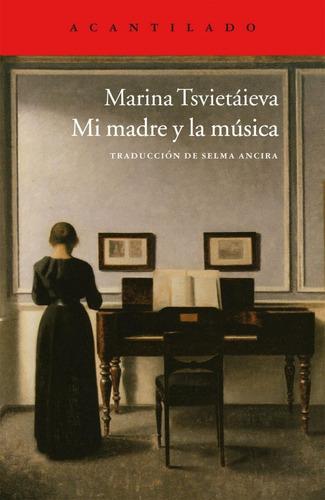 mi madre y la musica de tsvietaieva marina
