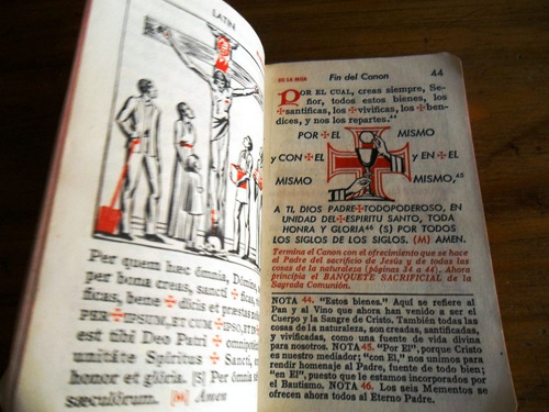 mi misal dominical  explicado por el padre stedman