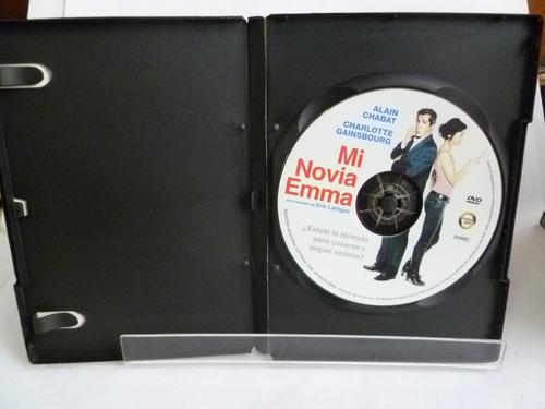 mi novia emma dvd original 1bn