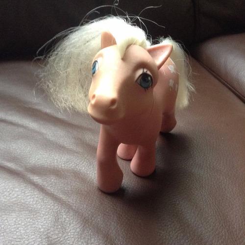 mi pequeño pony basa  1984