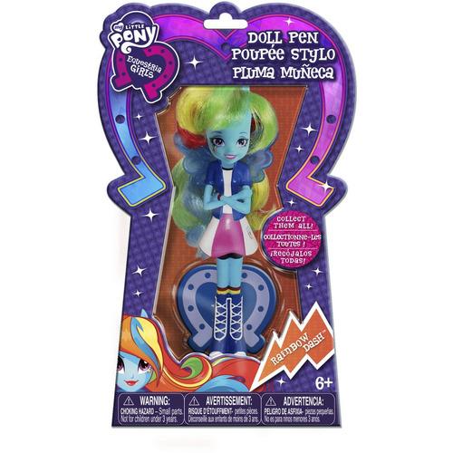 mi pequeño pony equestria chicas rainbow dash muñeca