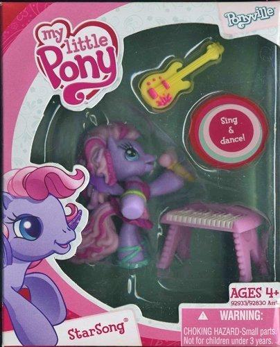 mi pequeño pony ponyville starsong sing