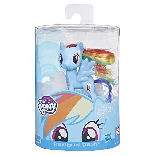 mi pequeno pony rainbow dash muneca
