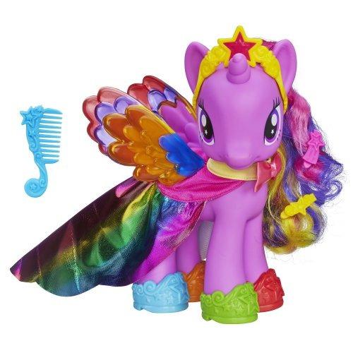 mi pequeño pony rainbow princesa twilight sparkle figura