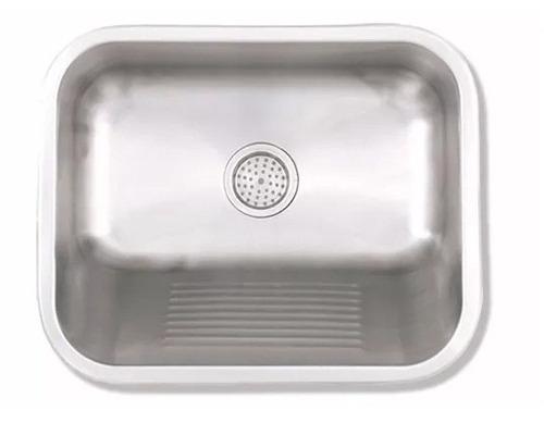 mi pileta 421le bacha de lavadero encastrable 46x37x24