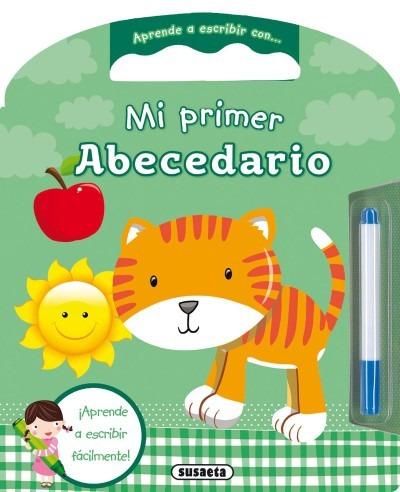 mi primer abecedario(libro infantil)