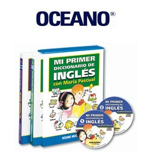 mi primer diccionario de inglés con maría pascual oceano