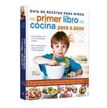 Mi primer libro de cocina paso a paso 1 vol libsa 895 for Cocina paso a paso pdf