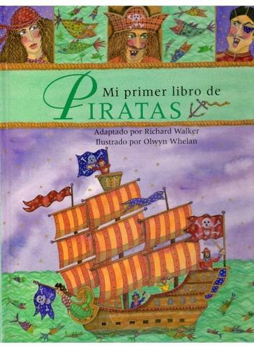 mi primer libro de piratas(libro )