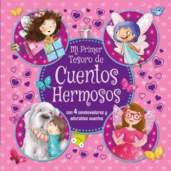mi primer tesoro de cuentos hermosos(libro infantil y juveni