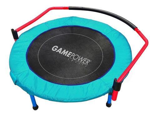 mi primer trampolin 92 cm - game power