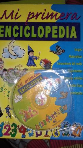 mi primera enciclopedia ed cultural 18000 y cd interactivo