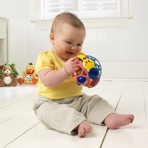 mi primera pelota bendy baby einstein