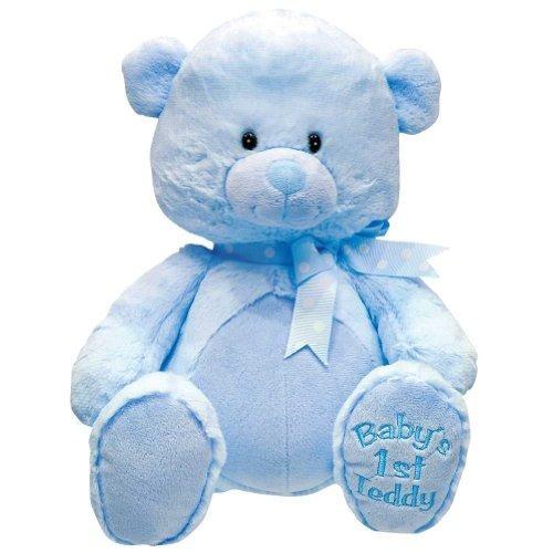 mi primero lullaby azul teddy 10 cuddle barn