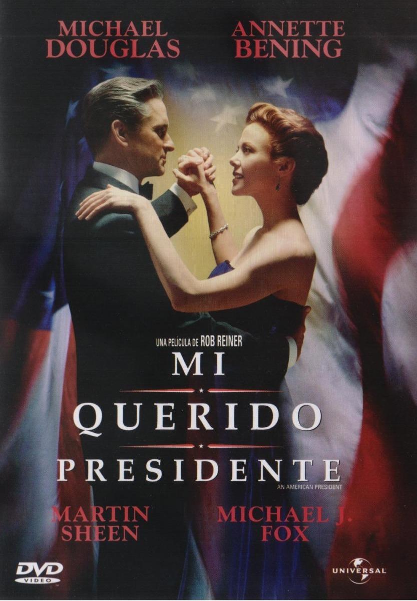 Mi Querido Presidente An American President Pelicula Dvd 19900