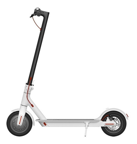 mi scooter xiaomi eléctrica m365 blanca