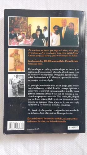 mi vida de niña soldado china keitetsi ed maeva