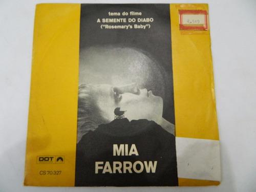mia farrow - 1968 - tema do filme a semente do diabo - ep12