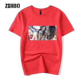 Mia Khalifa-camiseta Divertida De Estrella De La Película