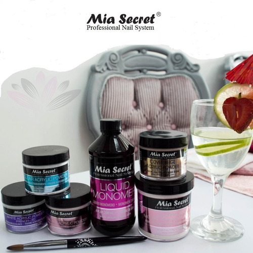 mia secret uv finish gel sellador uñas en barquisimeto ccs