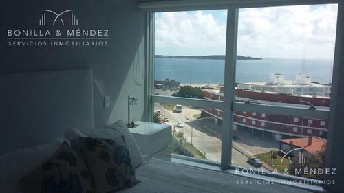 miami boulevard, 2 dormitorios, 2 baños, balcón cerrado con parrillero, totalmente equipado!