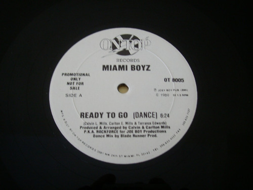 miami boyz = ready to go