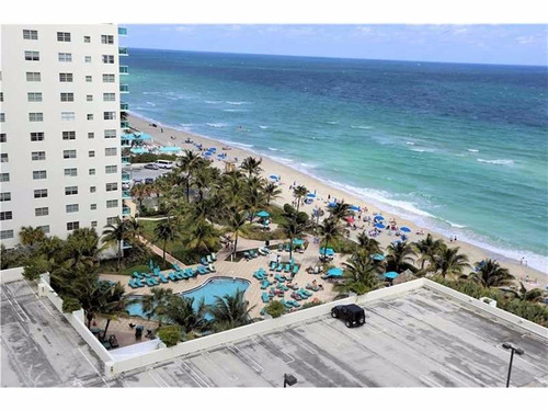 miami departamento en alquiler temporario (hollywood beach)