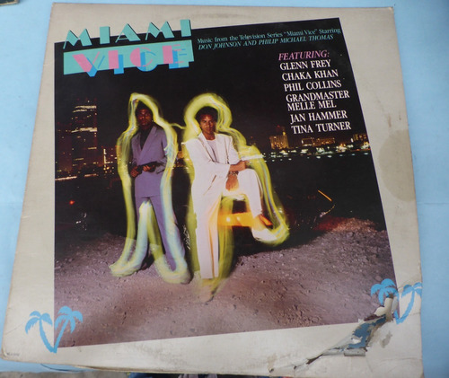 miami vice musica from the  lp popsike