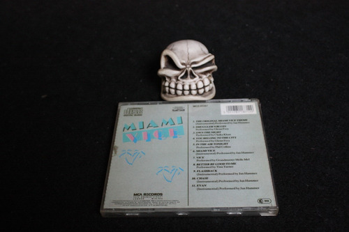miami vice trilha sonora anos 80  cd !!!!