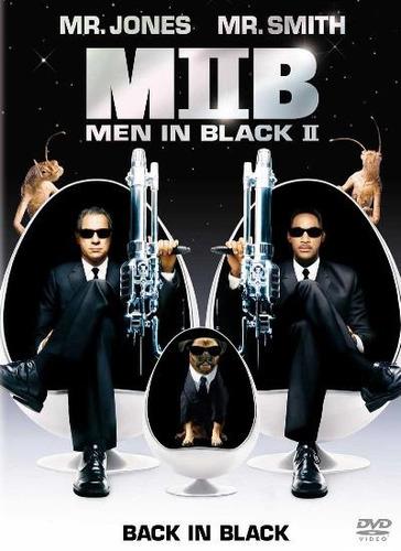 mib  -homens de preto 2   /dvd