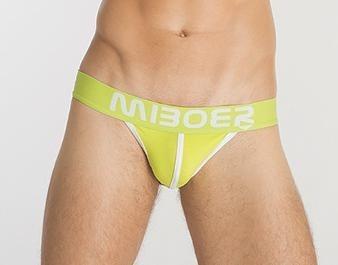 3f947c30d3f3 Miboer Sexy Trusa Corte Bikini Gogo Boy Lgbt Pride Slips Men