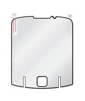 mica blackberry curve 8520 - 9300 transparente  anti-rayas