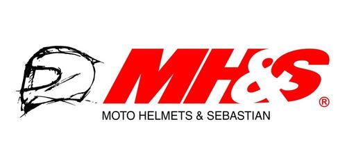mica casco shaft humo modelo sh 520 / sh 530