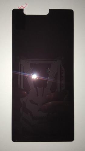 mica cristal templado 9h privacidad nokia 3 envio incluido
