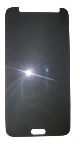 mica cristal templado privacidad 9h samsung  j7 metal