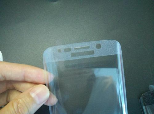 mica cristal templado s6 edge 9h .26mm