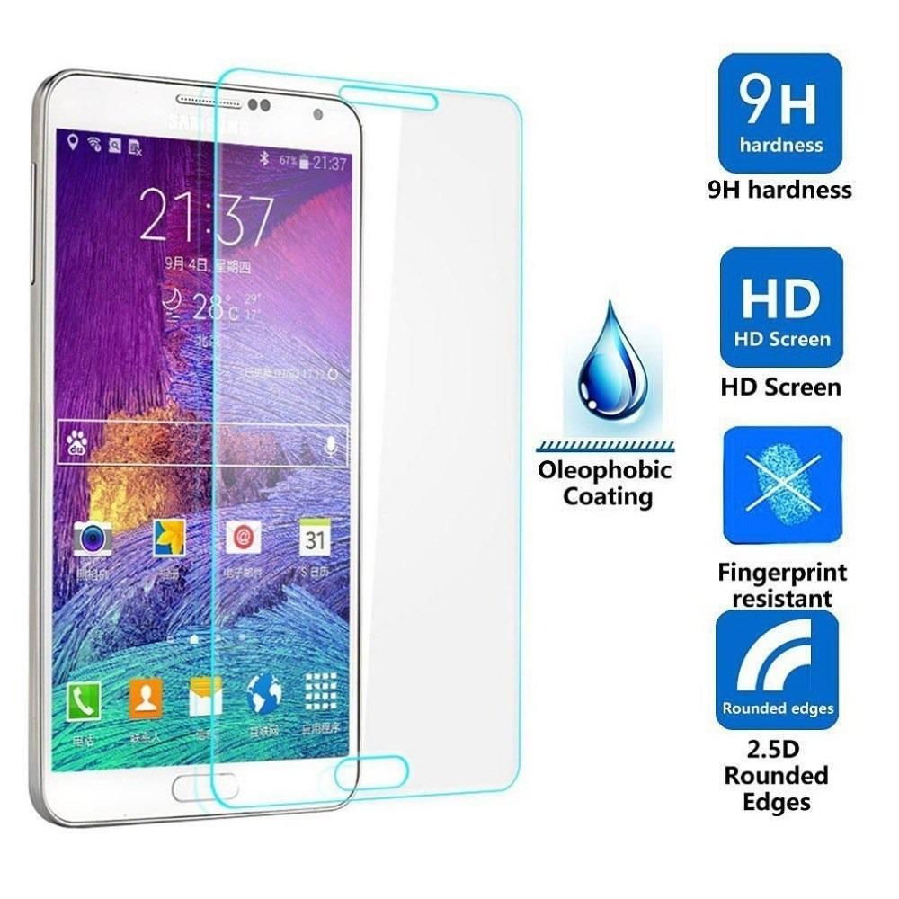 Mica Cristal Templado Samsung A3 A5 A7 E5 E7 S5 S4