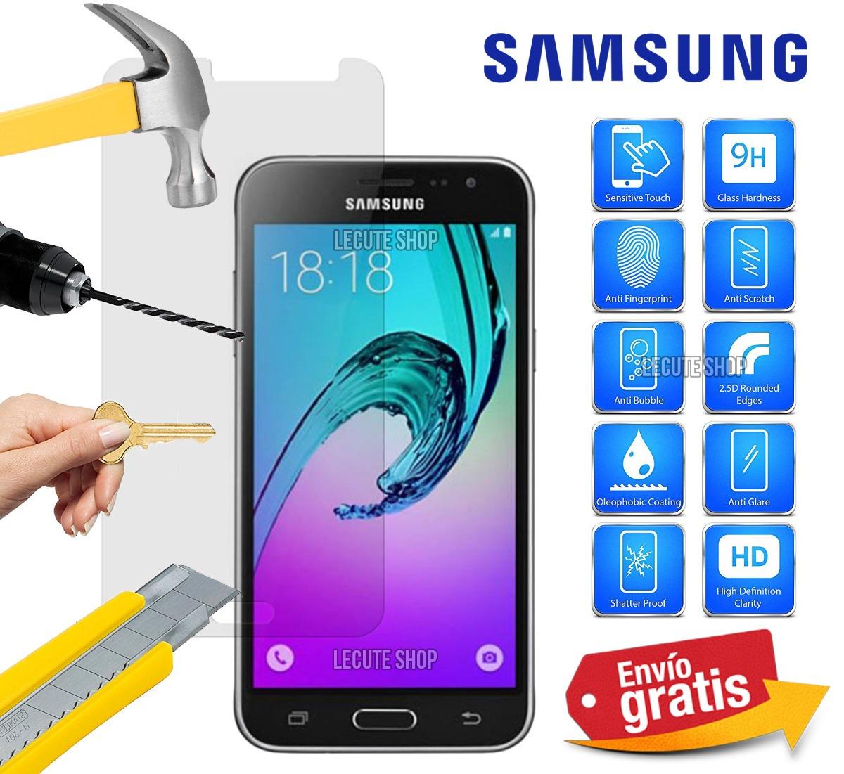 f8432c3e678 Mica Cristal Templado Samsung Galaxy J2 Gorilla Glass - $ 110.00 en ...