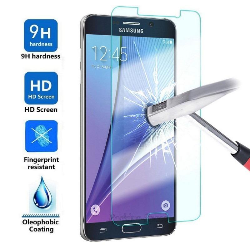 d2792af9ad9 Mica Cristal Templado Samsung Galaxy J7 J700m Series - $ 97.00 en ...