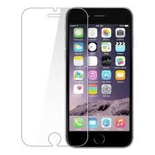 mica de cristal templado 9h  para iphone 6 y 6 plus