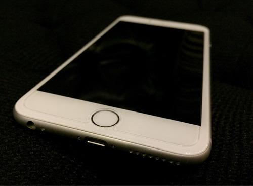 mica de cristal templado 9h para pantalla iphone 6 y 6 plus