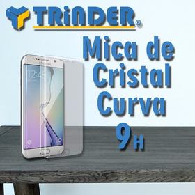 Mica De Cristal Templado Curvo Galaxy S7  Edge Mayoreo