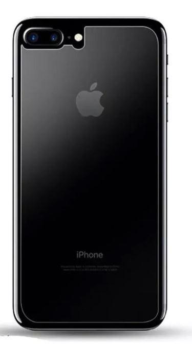 98b1826b7dc Mica De Cristal Templado iPhone 7 Trasera Tapa - $ 24.00 en Mercado ...