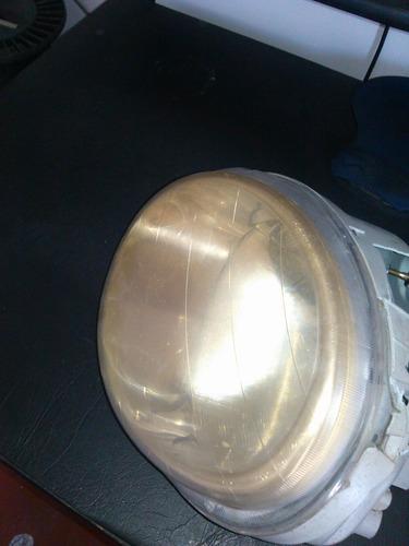 mica de faro daewoo matiz lado izquierdo (piloto) original